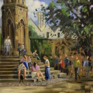 Grant Waters - Martyrs Memorial