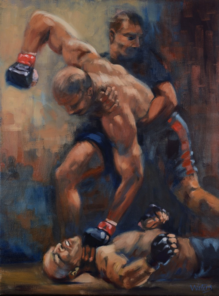 Cage Fight 1